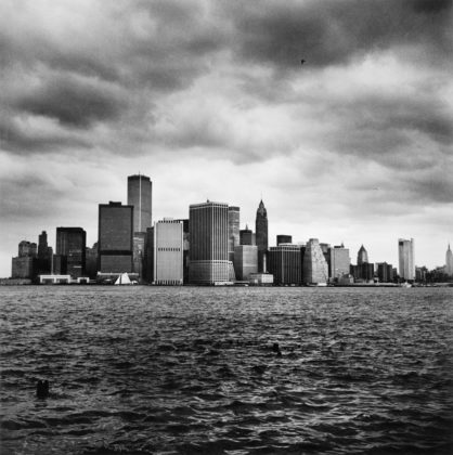 Lower Manhattan from the Harbor