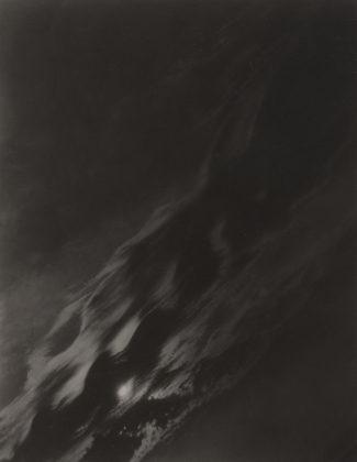 ALFRED STIEGLITZ: Equivalent, 1931, gelatin-silver print