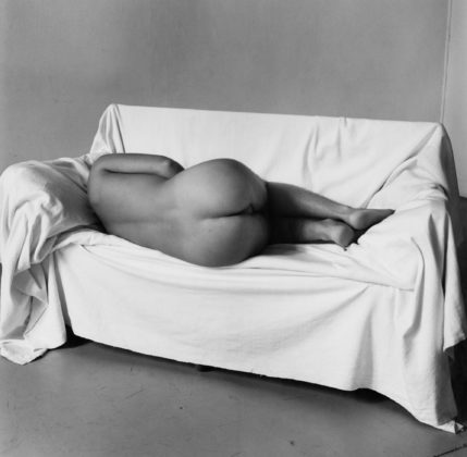 Reclining Nude on Couch, 1982