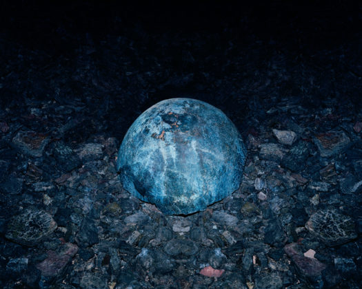 Michael Lundgren, Untitled (earth), 2009