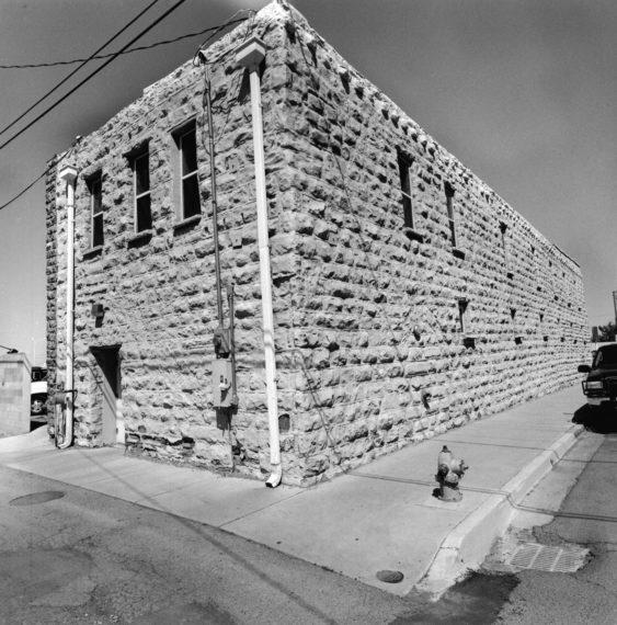 Gallup, New Mexico, 1988, gelatin-silver print