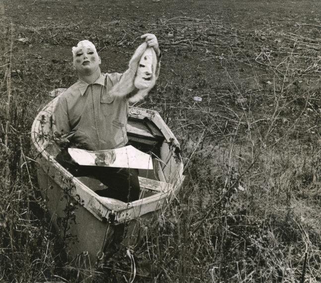 Untitled, 1957-58, gelatin-silver print