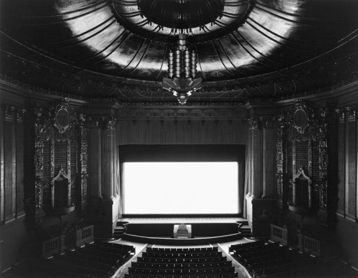 Castro Theater, 1992, gelatin-silver print