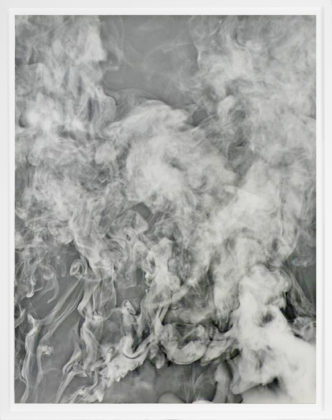 From the series My Ghost, 1999, gelatin-silver photogram