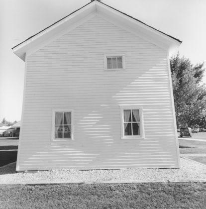 Cody, Wyoming, 2000, gelatin-silver print