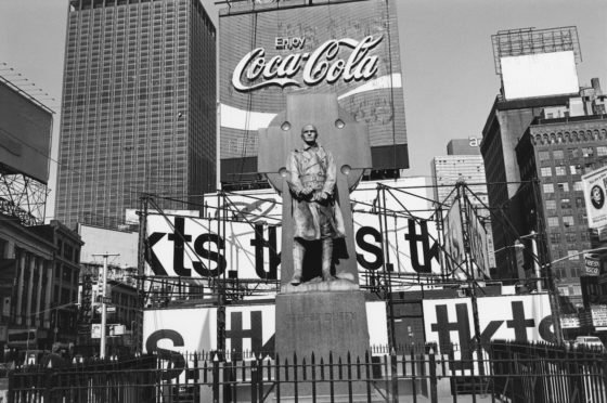 New York City, 1974, gelatin-silver print