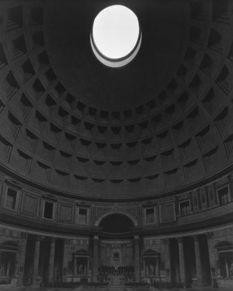 Pantheon, 2015, gelatin-silver print