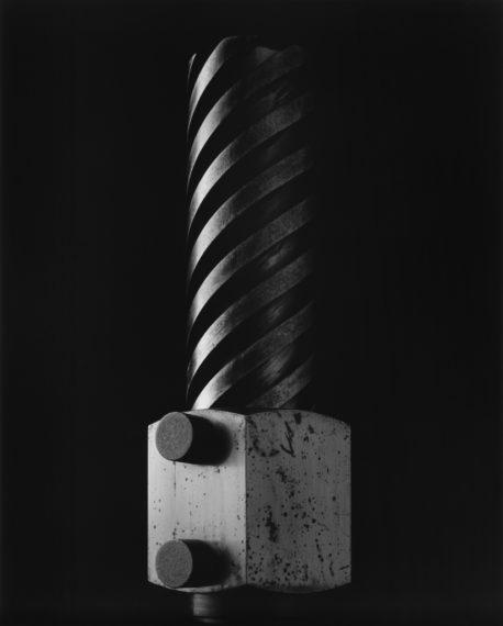 Mechanical Form 0025, 2004, gelatin-silver print