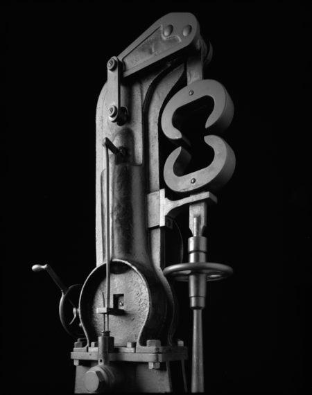 Mechanical Form 0036, 2004, gelatin-silver print