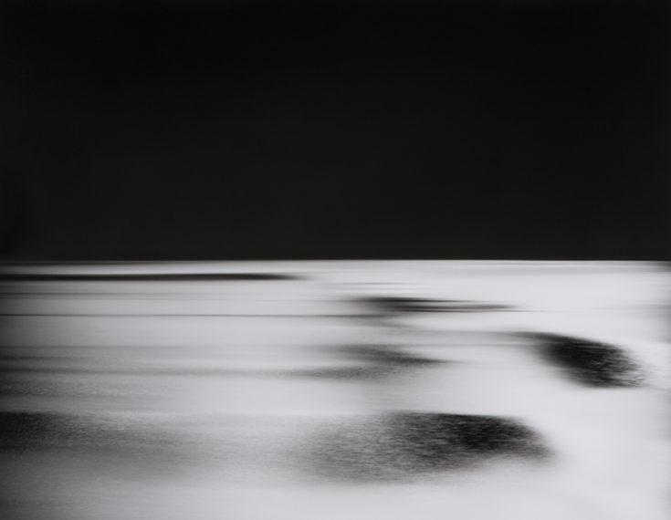 Lake Superior, Eagle River, 2003, gelatin-silver print