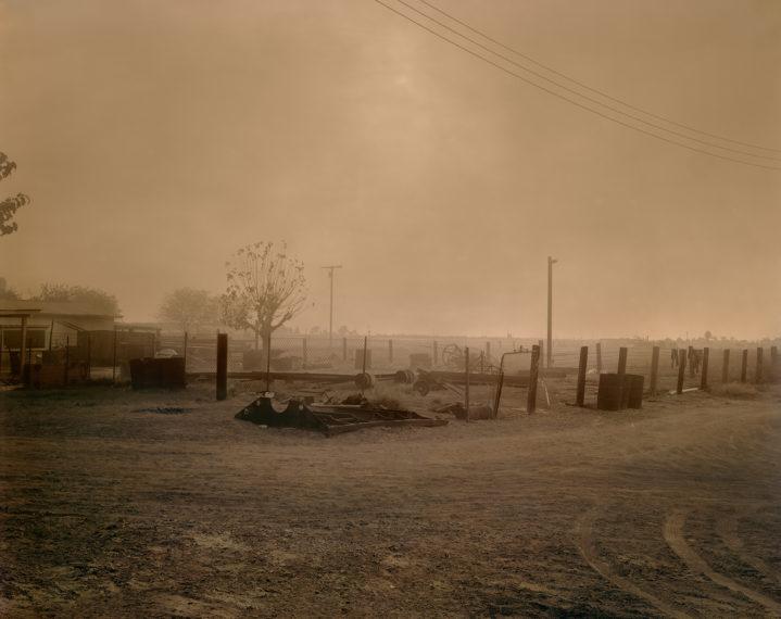 Desert Fire #043, 1983, pigment print