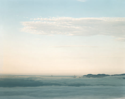 Golden Gate Bridge, 9.4.98, 7:02 am, 1998