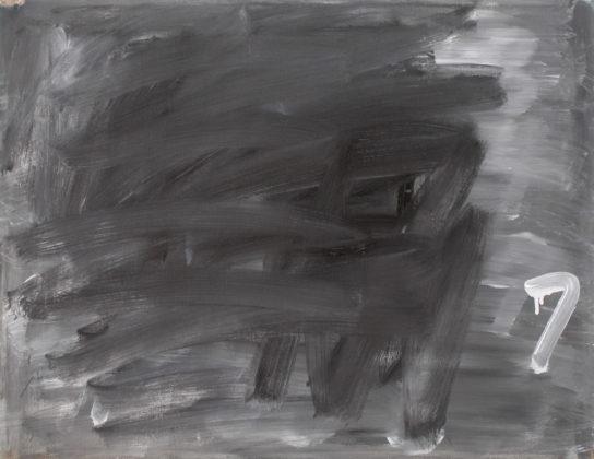 Random Numbers #29, 2001, oil on canvas