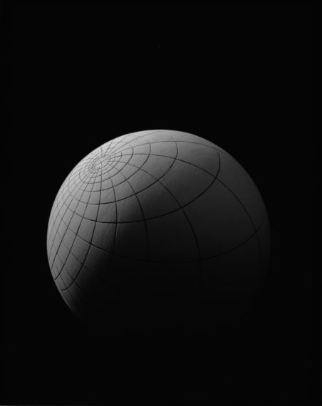 Mathematical Form: Surface 0011, 2004, gelatin-silver print