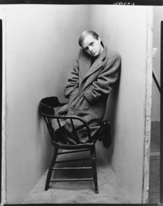 Truman Capote, New York, 1948, gelatin-silver print