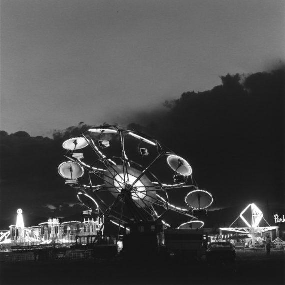Longmont, Colorado, ca. 1979, gelatin-silver print
