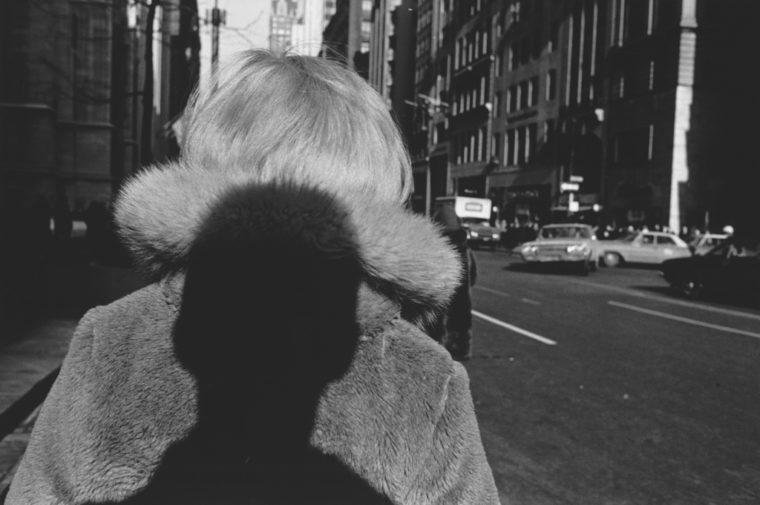 New York City, 1966, gelatin-silver print