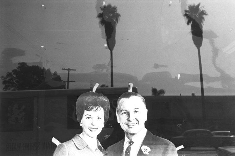 Los Angeles, 1965, gelatin-silver print