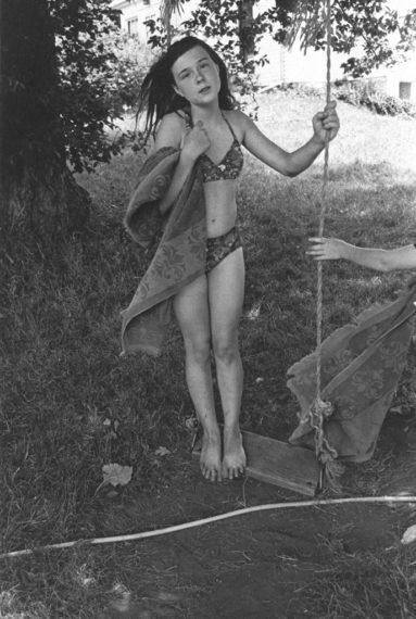Penny Smith, Woodman, Wisconsin, 1974, gelatin-silver print