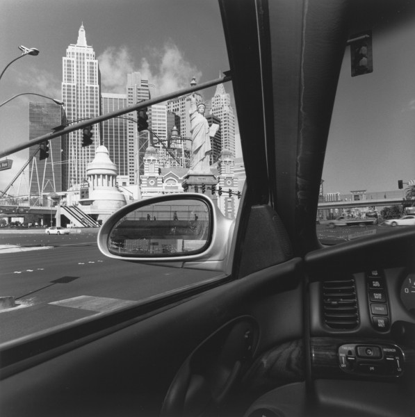 Las Vegas, 2002, gelatin-silver print