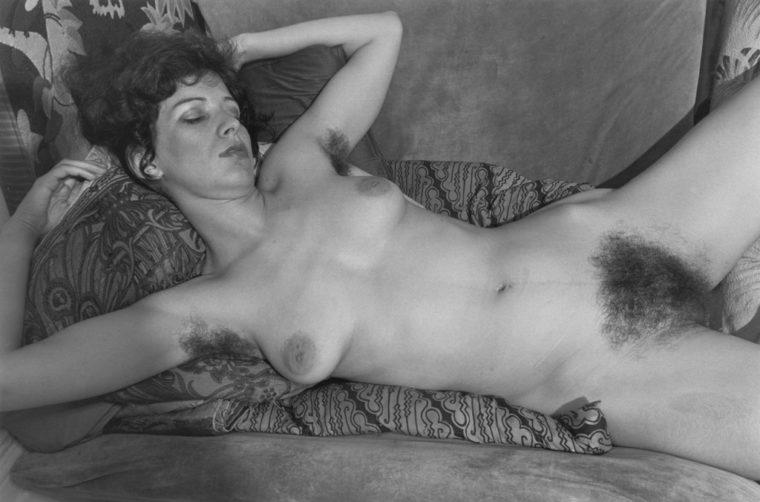 Nude, 1981, gelatin-silver print