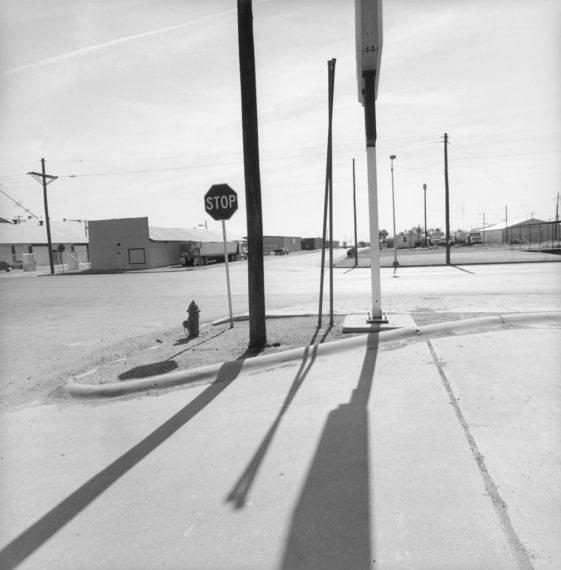 New Mexico, 2001, gelatin-silver print