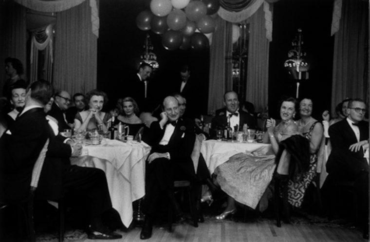 Stork Club, ca. 1955, gelatin-silver print