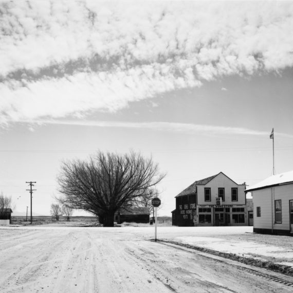 Blanca, Colorado, 1967, gelatin-silver print