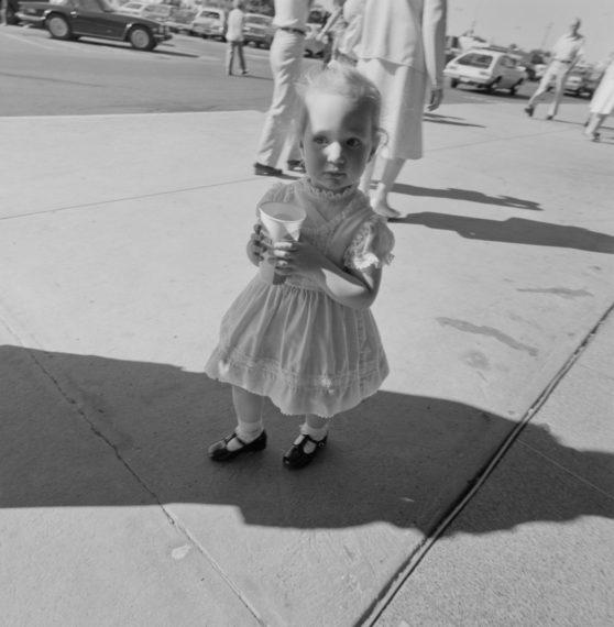 Denver, Colorado, 1981, gelatin-silver print