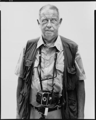 Richard Avedon, Lee Friedlander, Photographer, New City, NY , May 24, 2002, gelatin-silver print