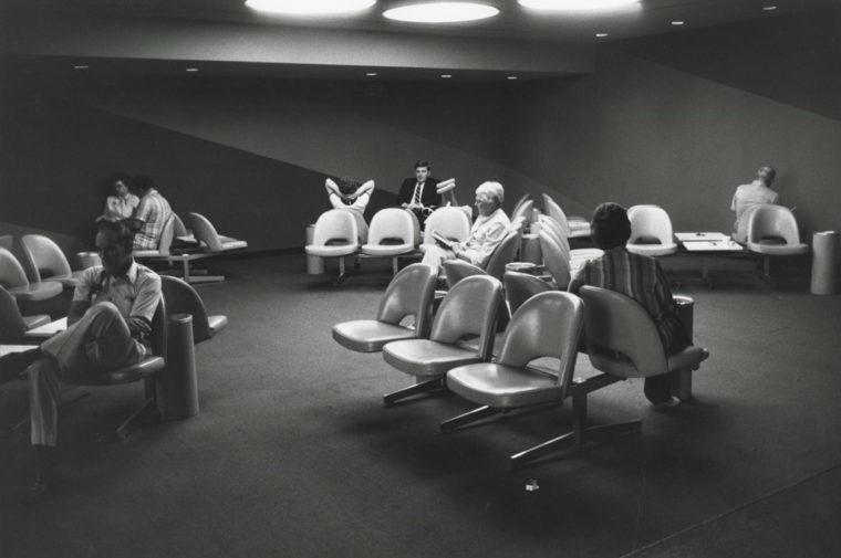 Untitled, ca. 1972, gelatin-silver print