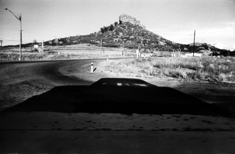 Castle Rock, Colorado, 1960, gelatin-silver print