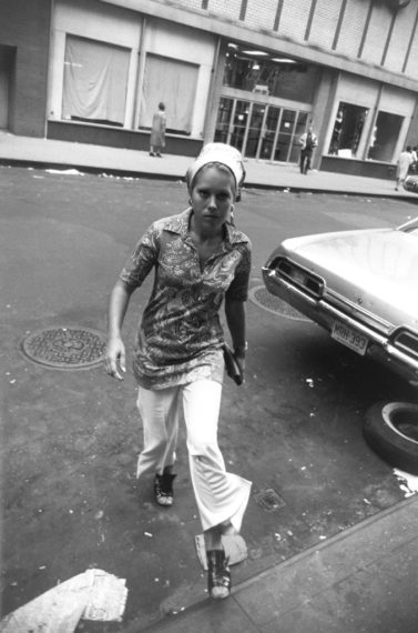 New York, ca. 1970, gelatin-silver print