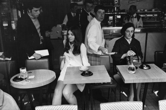 Paris, France, ca. 1969, gelatin-silver print