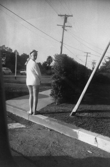 Los Angeles, 1964, gelatin-silver print