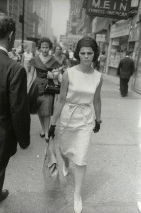 New York, 1961, early gelatin-silver print