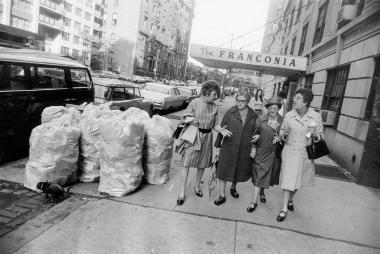 New York City , 1970, gelatin-silver print
