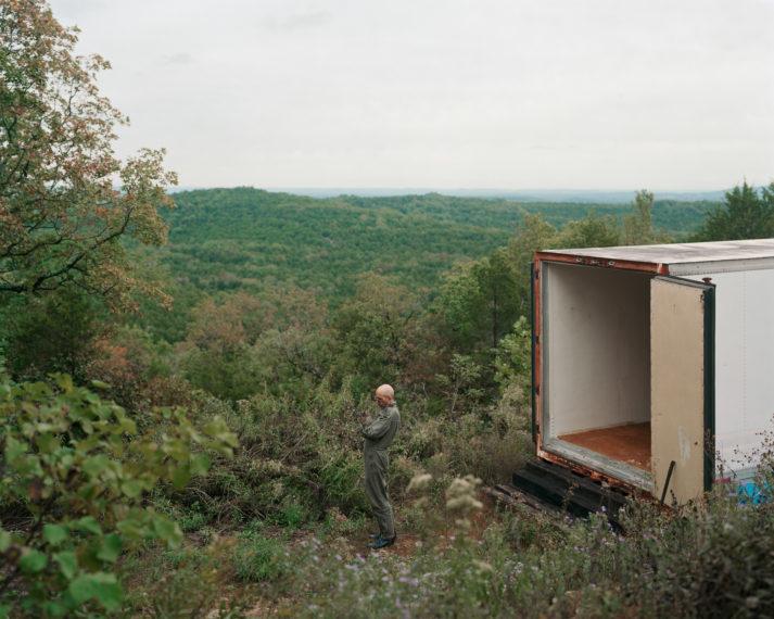 The Arkansas Cajun's backup bunker, 2007