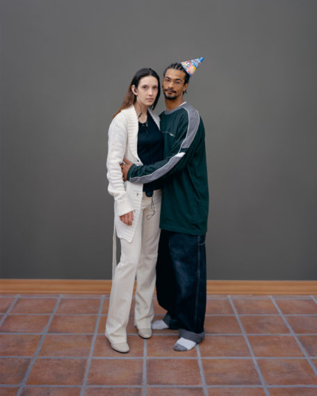 Michelle and Pedro, 2005