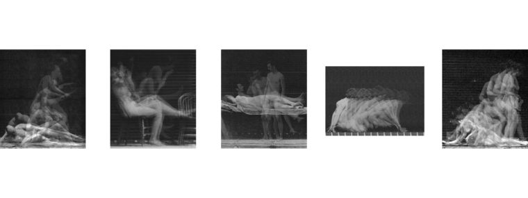 Rising Series... After Eadweard Muybridge 'Human and Animal Locomotion', 2005