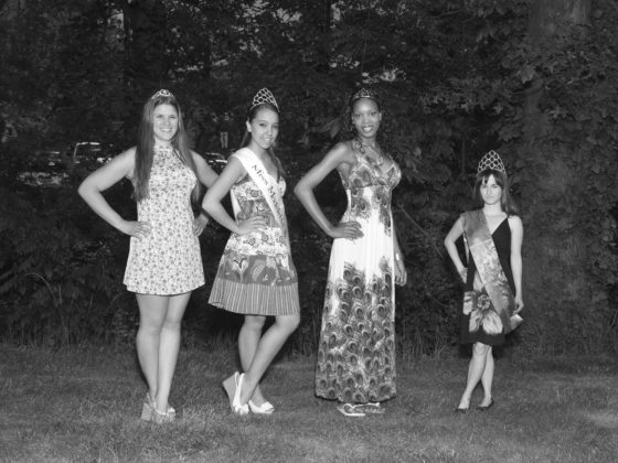 ALEC SOTH, Miss Model Contestants , 2012