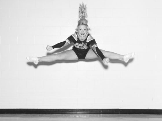 ALEC SOTH, Bree, Liberty Cheer All-Stars, Corsicana, Texas, 2012