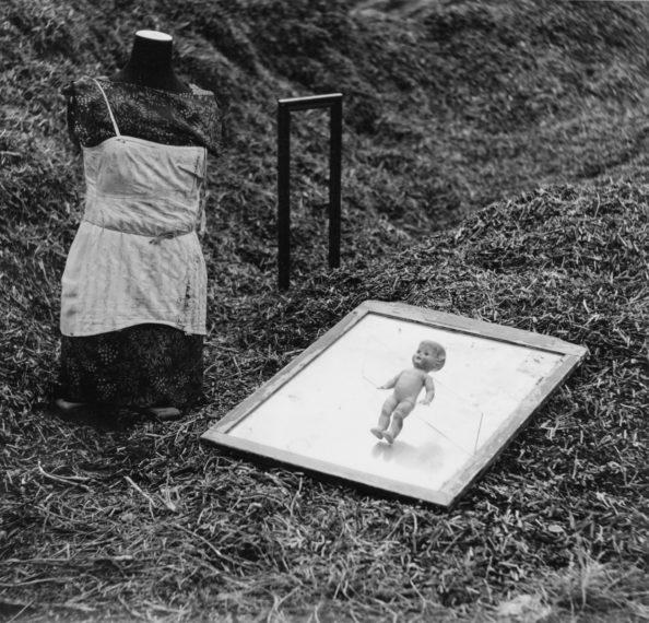 Untitled, ca. 1960, gelatin-silver print