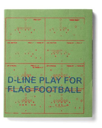 D-Line Play for Flag Football, 2008