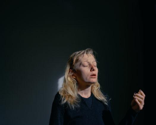 Ela in November, 2013, pigment print