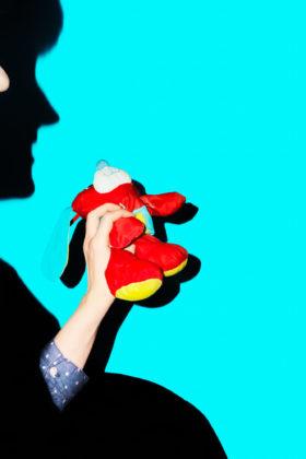 Fumi Ishino, Untitled (Red Doll), 2014