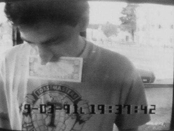 Cash Machine polaroid, 1991/2003
