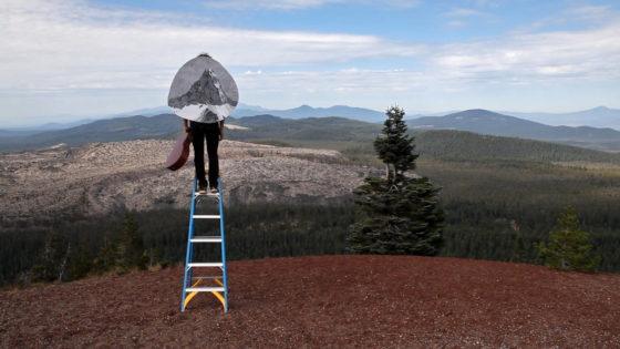 Richard T. Walker, an is that isn't always, 2015 (video still), video projection