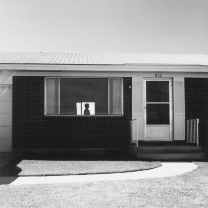 Robert Adams, Colorado Springs, Colorado, 1968