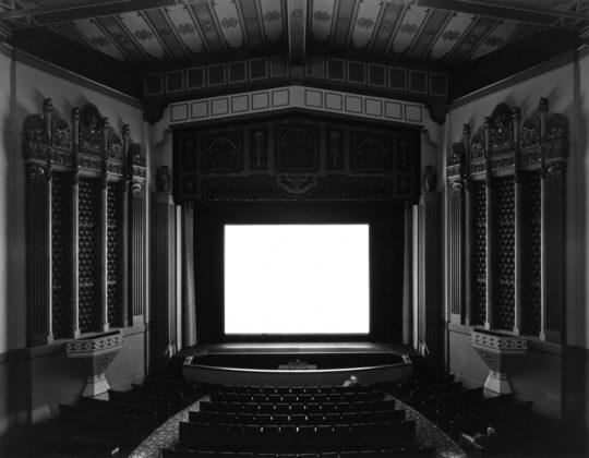 Hiroshi Sugimoto, Stanford Theater, Stanford, 1992